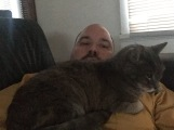 Cat Hug.